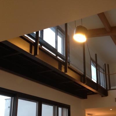m tallerie ferronnerie mezzanine passerelle atelier du m tal lansargues montpellier. Black Bedroom Furniture Sets. Home Design Ideas