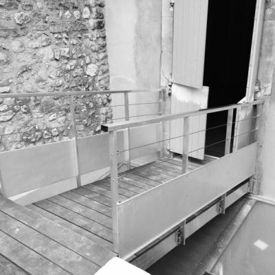 m tallerie ferronnerie mezzanine passerelle atelier. Black Bedroom Furniture Sets. Home Design Ideas